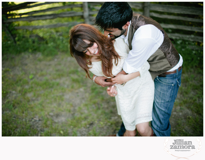rustic vintage cedar hill state park engagement photography _06