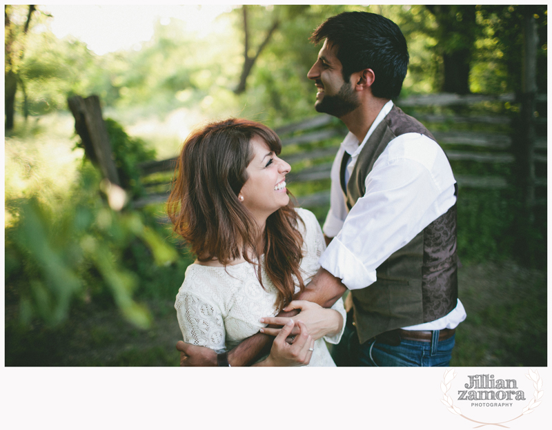 rustic vintage cedar hill state park engagement photography _07