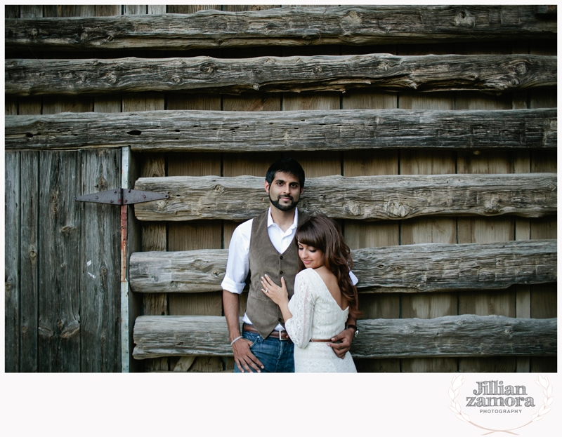 rustic vintage cedar hill state park engagement photography _13