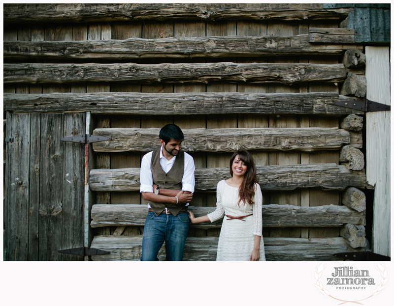rustic vintage cedar hill state park engagement photography _14