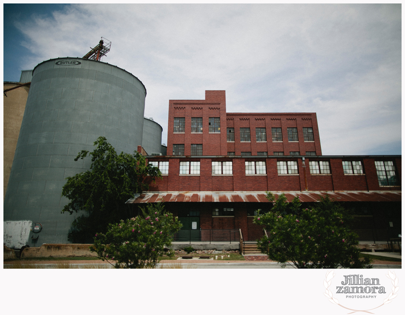 vintage mckinney flour mill wedding_001