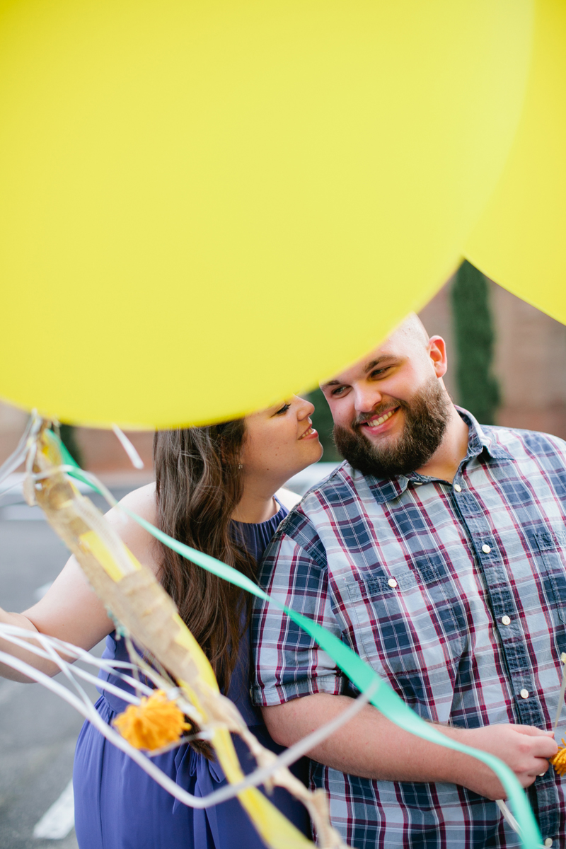 dallas big balloon engagement photos20