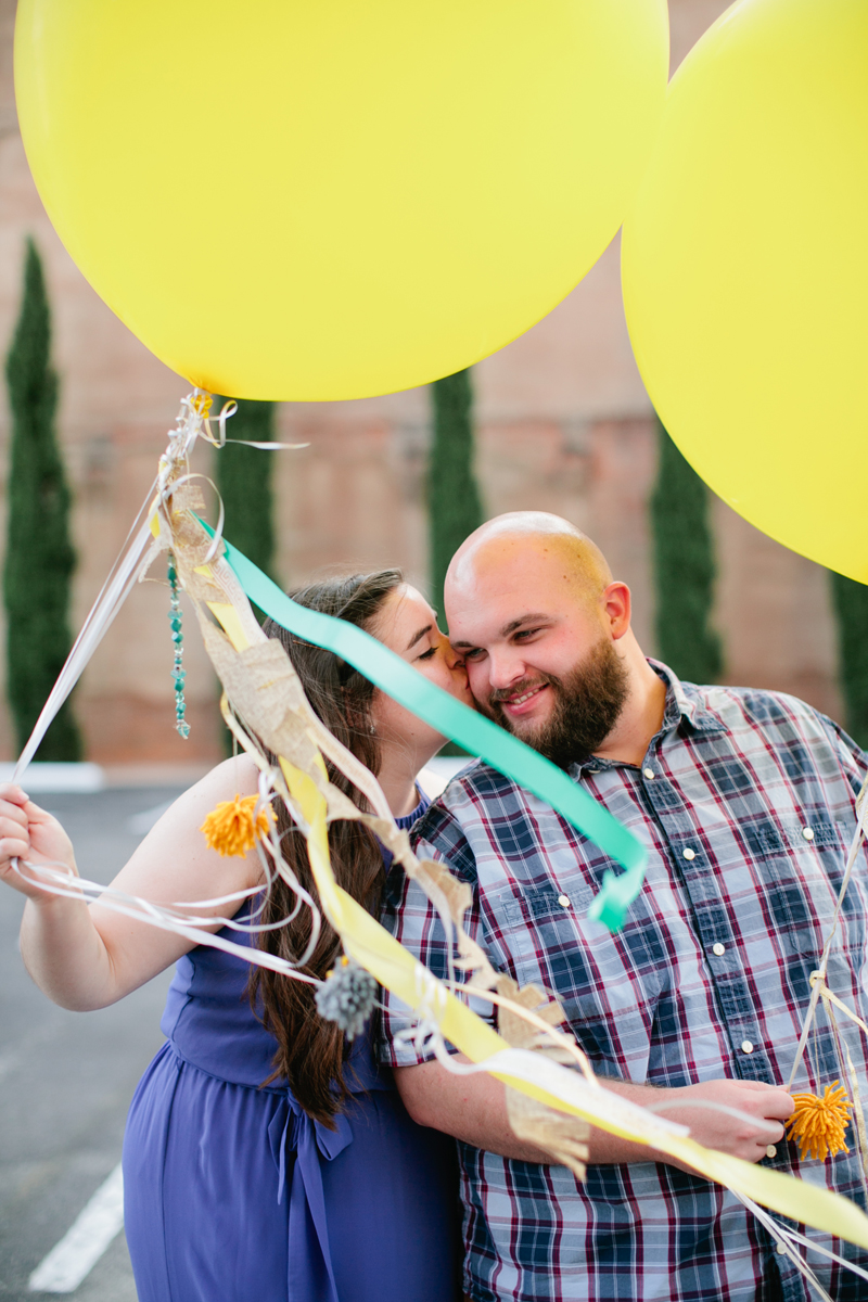 dallas big balloon engagement photos21
