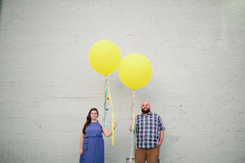 dallas big balloon engagement photos26