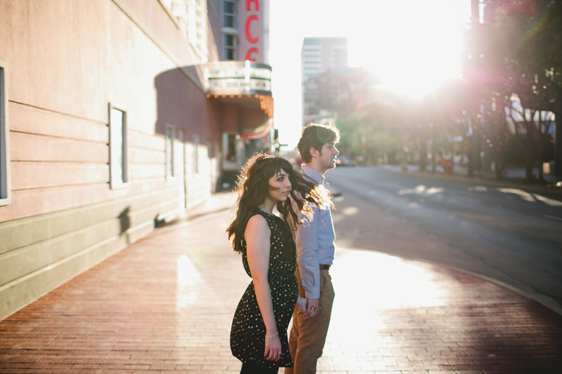 downtown fort worth engagement session _05