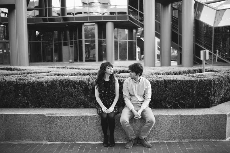 downtown fort worth engagement session _11