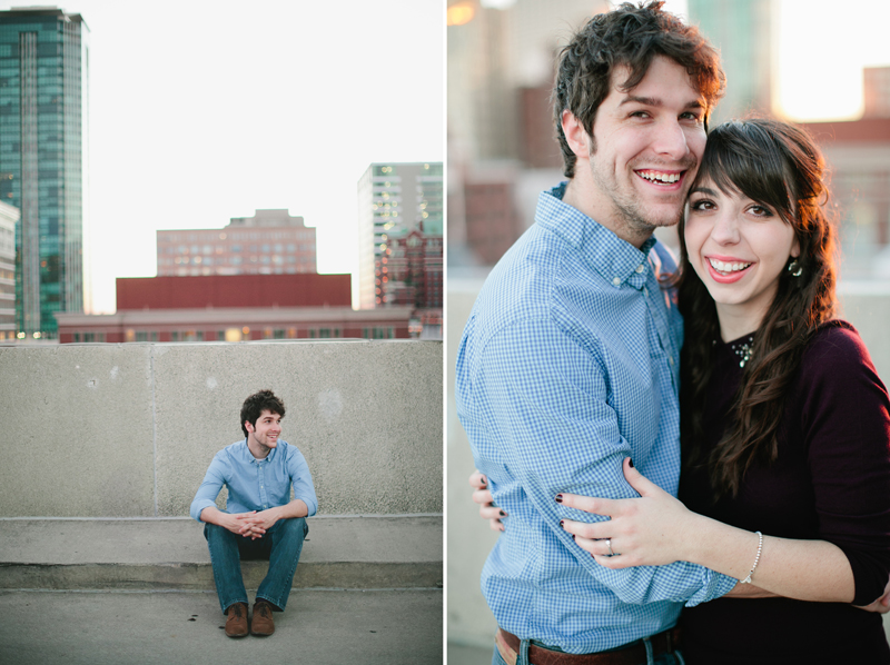 downtown fort worth engagement session _19ab