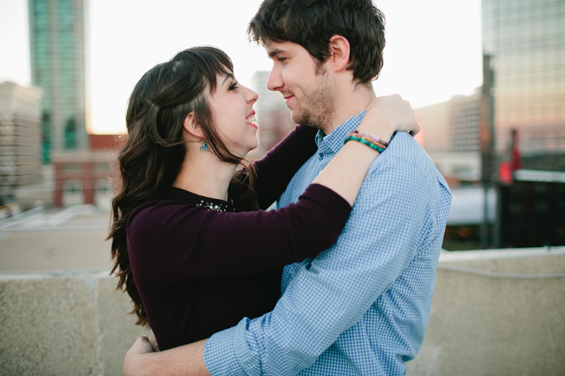 downtown fort worth engagement session _21