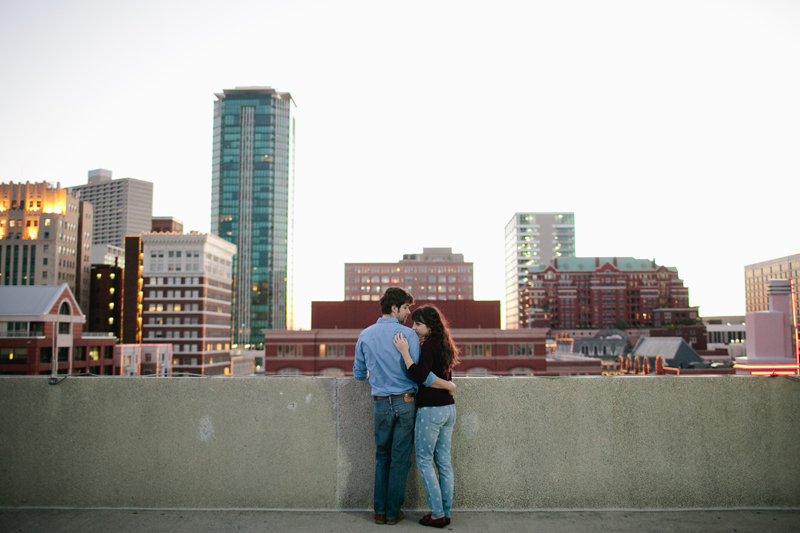 downtown fort worth engagement session _22