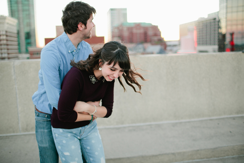 downtown fort worth engagement session _23