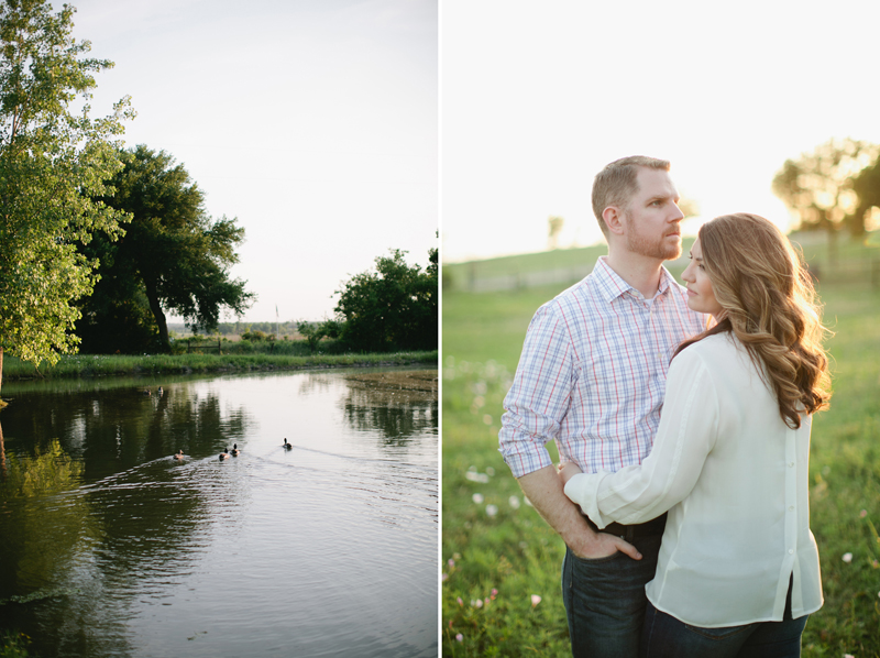 equestrian engagement session_34ab
