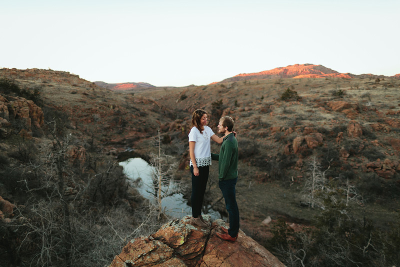 wichita mountain engagement photographer_45